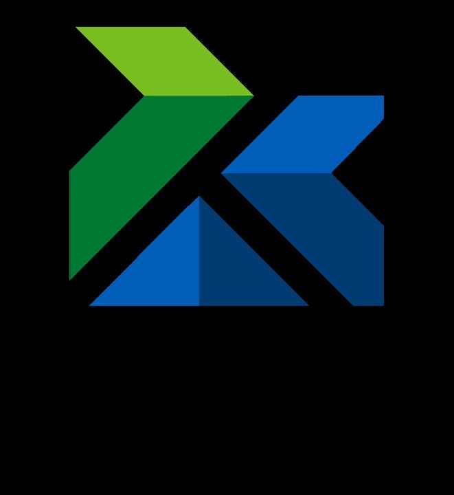 Adolf Lahti logo vertical